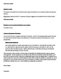 Lesson Plan Outline Substitute Teacher Lesson Plan Template By Back Pocket Creations
