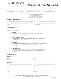 Sound Engineer Resume Free Resume Example And Writing Download