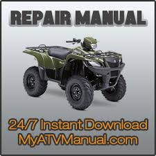 yamaha kodiak grizzly service repair manual 2003 2010 yamaha kodiak grizzly 450 service repair manual com