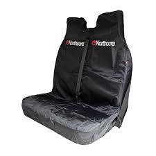 waterproof double van seat cover