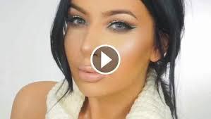 video of easter look makeup
