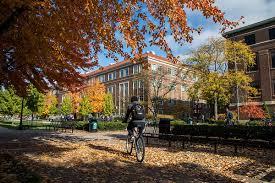 Purdue University Campus Fall Comes To The Campus Of Purdue University Part I Dave Wegiel