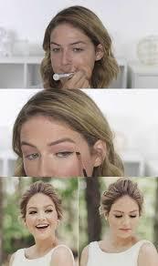 natural wedding makeup ideas my wedding day makeup want make up that gives you