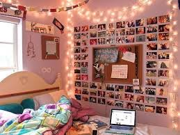Wall Decorations and Lights - 42 Eye-Catching Teen Room Decors for  Inspiration