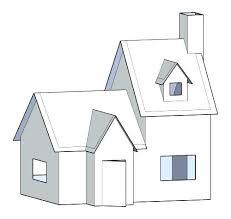 Paper Houses Template Paper Houses Templates Paper Model Houses