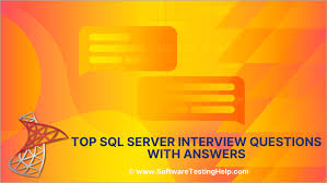 60 Top Sql Server Interview Questions With Answers Updated