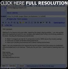 Email Body For Sending Resume And Cover Letter Resume For Your