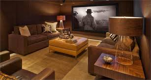 media room furniture seating. Try An Unexpected Furniture Arrangement While The Usual Mediaroom Setup Involves Stadium Seating Media Room