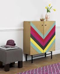 modern geometric furniture. interesting geometric view in gallery chevronpattern cabinet intended modern geometric furniture c