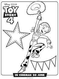 玩具總動員4 塗鴉著色紙免費下載家長只要列印一下小朋友超開心