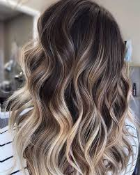 10 Coiffures Moyennes Et Longues Coiffures Ombre Balayage