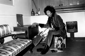 Image result for singing Jimi Hendrix shortly before his death