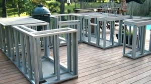 kitchen islands build outdoor kitchen island how to build an outdoor kitchen on a budget