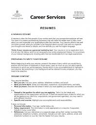 How To Make Objectives In Resume Careerr Resumes Good Objective