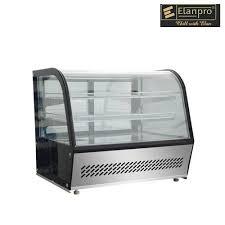 elanpro hth 160 countertop hot showcase