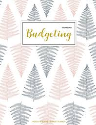 Monthly Budget Planning Budgeting Workbook Finance Monthly Weekly Budget Planner