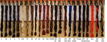 Kanekalon Braiding Hair Color Chart Www Katwalkatharsis Blogspot Com Kanekalon Braiding Hair