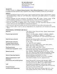 Cisco Voice Engineer Sample Resume Wondrous Cisco Voice Engineer Sample Resume Charming Ideas Download 5