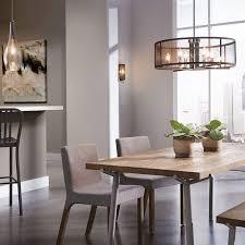 kitchen dining lighting fixtures. Dining Room Lighting Fixtures Ideas Drum Black Stainless Steel Floor Lamp Rectangular White Wooden Kitchen Cabinet