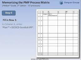 Blank Pmp Process Chart 48 Skillful Ritas Process Chart Pdf