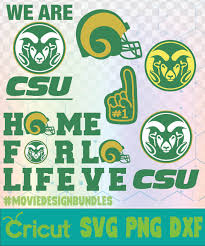 Svg wave is a minimal svg wave generator with lot of customization. Colorado State Rams Football Ncaa Logo Svg Png Dxf Movie Design Bundles