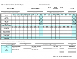 Excel Spreadsheet Examples Download Attendance Form Template Sheet Templates Excel Google Sheets