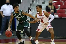Wisconsin Badgers mens' basketball ...