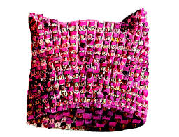 Pink Hat Pattern