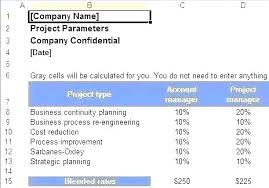 Cost Savings Tracking Template Cost Saving Project Template