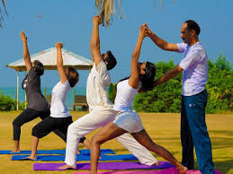 dual certifications 21 days 200 hour vinyasa yoga teacher in goa india bookyogaretreats