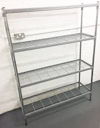 catering shelving 4 tier free delivery bournemouth
