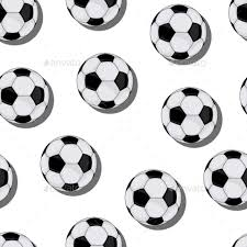 Football Pattern New Football Vector Seamless Pattern By Gorbovoi48 GraphicRiver
