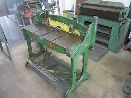 metal shear. pexto foot operated sheet metal cutting shear | ebay