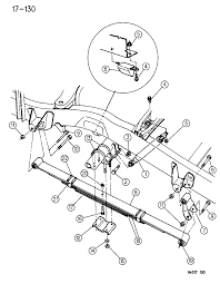 Dodge dakota sub frame diagram