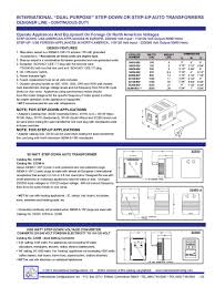 component transformer coil ratio instruction book for standard Underground Electrical Transformers Diagrams european international voltage transformer power associated products underground electrical wire show wiring diagrams Underground Electrical Distribution Power Lines