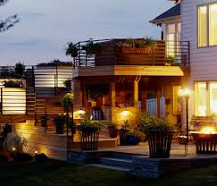 outdoor staging tips to light up your home s yard