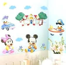 wallpaper mickey mouse green and