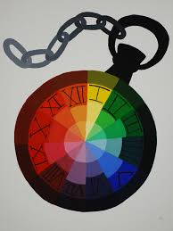 beautiful j work student work color wheel paint with color wheel for painting