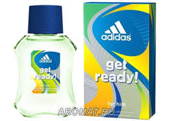 <b>Adidas Get Ready</b> For Him на Aromat.ru