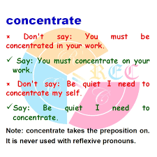 lesson avoid this common mistake about concentrate in pte  as an important part in preparation process for ielts pte and ielts you need someone to proof and check your essay in terms of grammar and structure