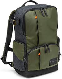 <b>Manfrotto</b> MB MS-BP-IGR Street <b>Backpack for</b> Camera, Fits: Amazon ...