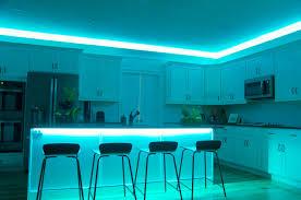 room mood lighting.  room atmospheric lighting with loxone on room mood