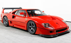 F40 racing was called f40lm, short name for le man, and that was also decided based on the request by a french racing team. It S Time You Bought This Ferrari F40 Lm For 1 690 000