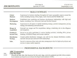 is a skills based resume right for you sample skills resume resume examples for skills