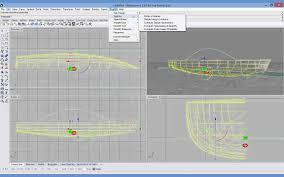 Rhino Boat Design Software Orca3d Naval Architecture Software Marine Design Plug In