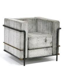 contemporary industrial furniture. beautiful contemporary cementchairphotobyrgiscariou to contemporary industrial furniture