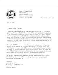 Sample Reference Letter For Adjunct Professor