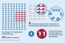 Military Suicide Rate Chart Va Leaves Nearly 5 Million Unused In 2018 Campaign To