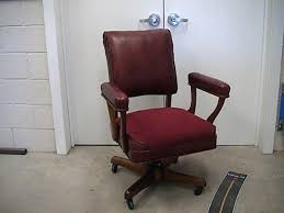 oval office chair. Gunlocke Office Chair Garage Complete Oval A