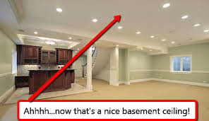 suspended ceiling lighting ideas. lighting for basements. recessed drop ceiling in basement design ideas basements e suspended o
